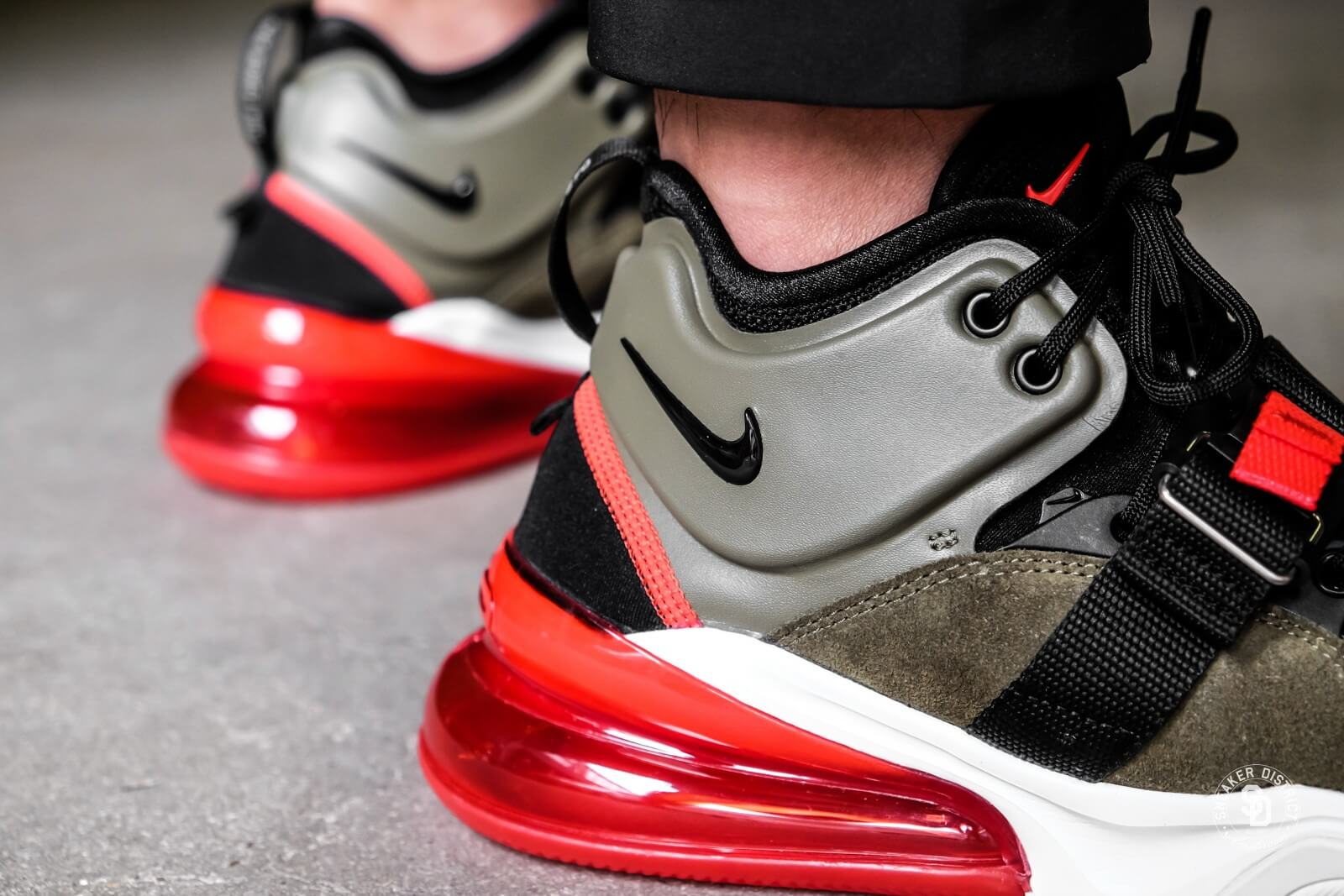 air force 270 olive green