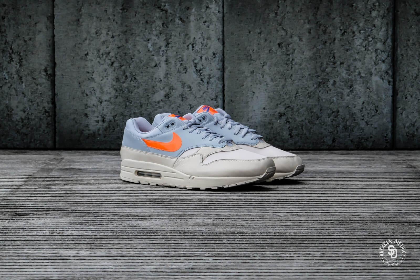 Nike Air Max 1 Desert Sand/Total Orange