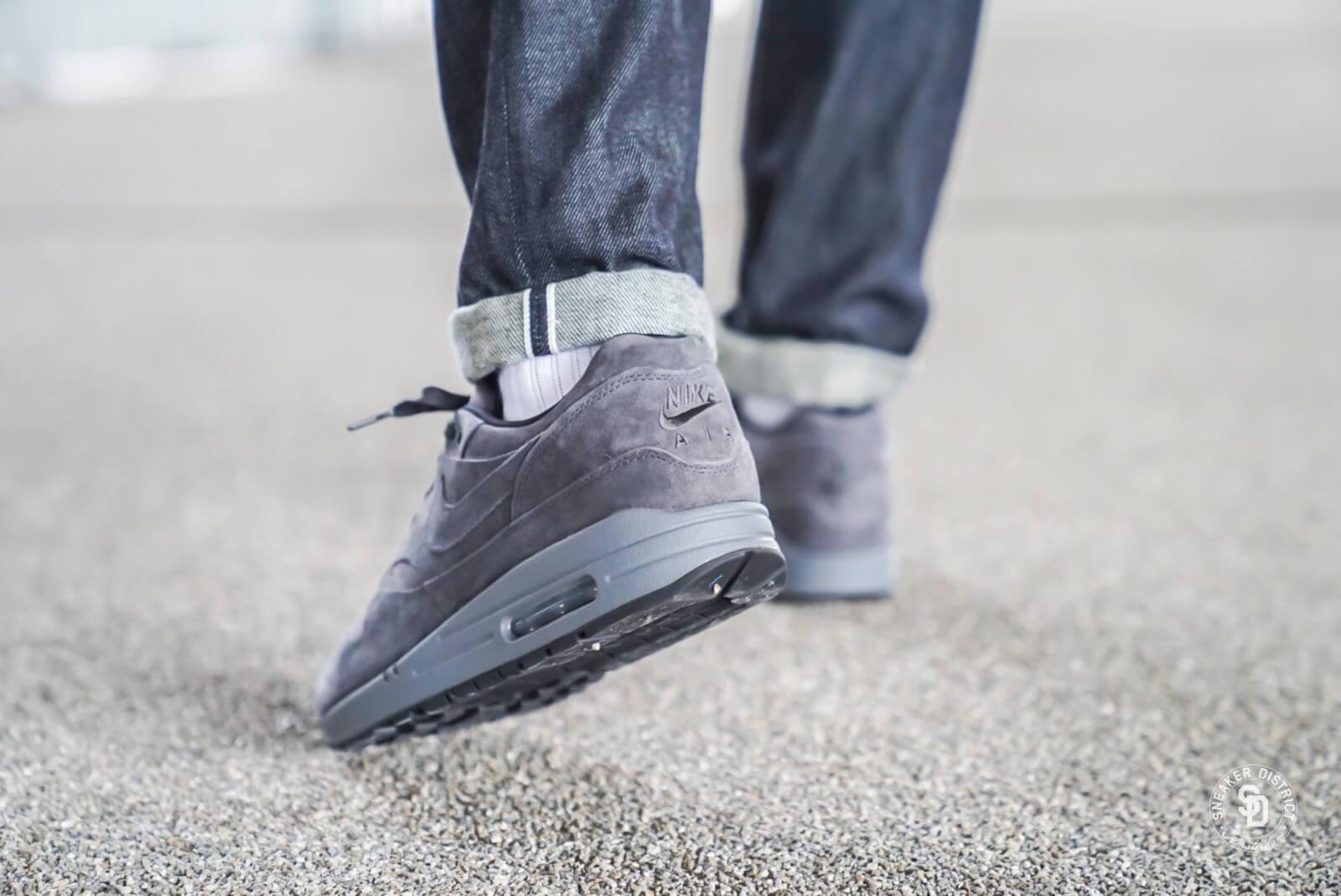 Nike Air Max 1 Premium Anthracite/Black