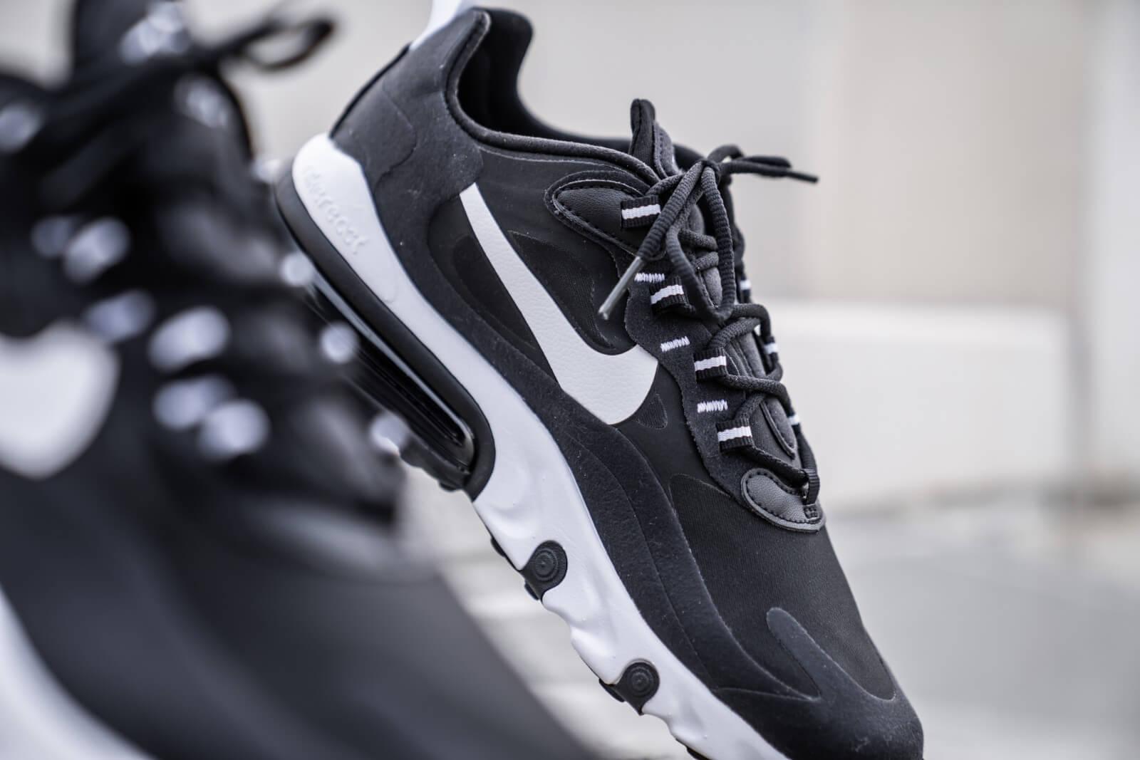 Nike Air Max 270 React BlackWhite Black CI3866 004