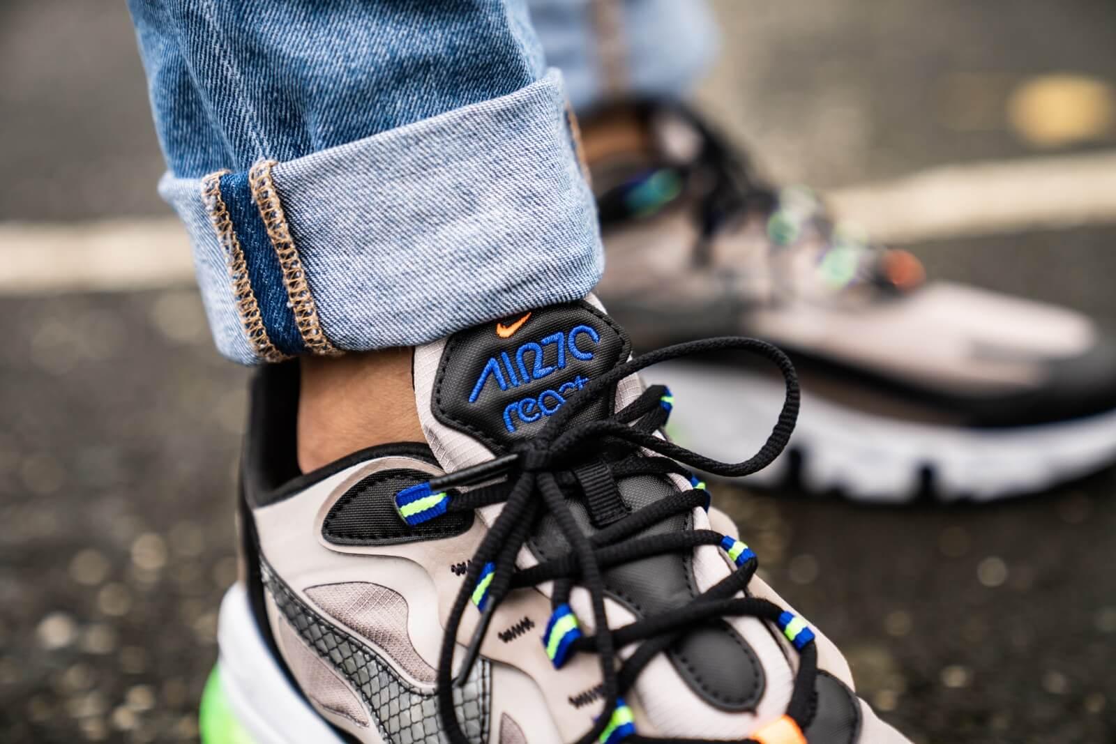 cantidad réplica Persistencia  Nike Air Max 270 React WTR Sepia Stone/Black-Moon Particle - CD2049-200