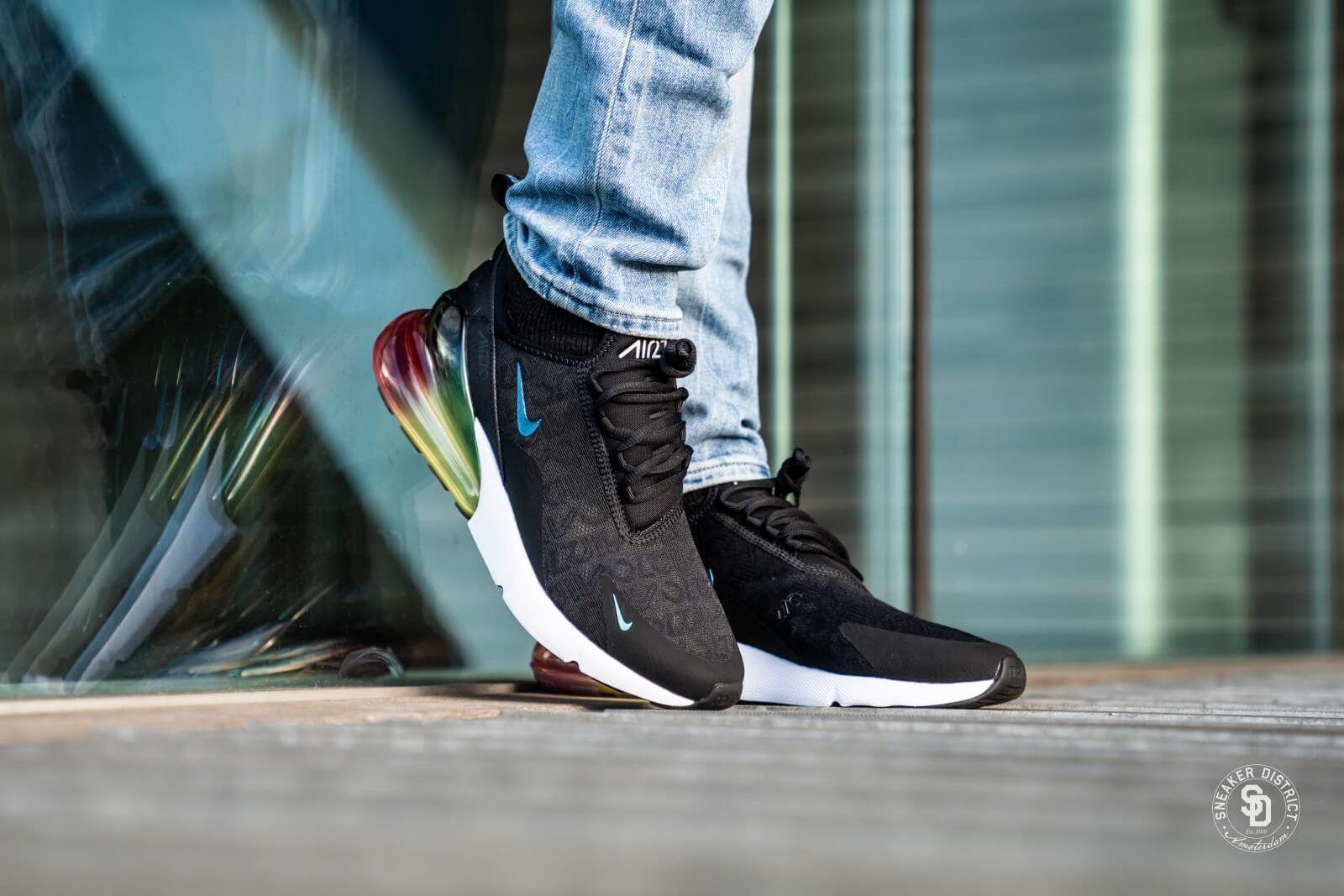 Nike NIKE Air Max 270 sneakers men AIR MAX 270 SE black AQ9164 003