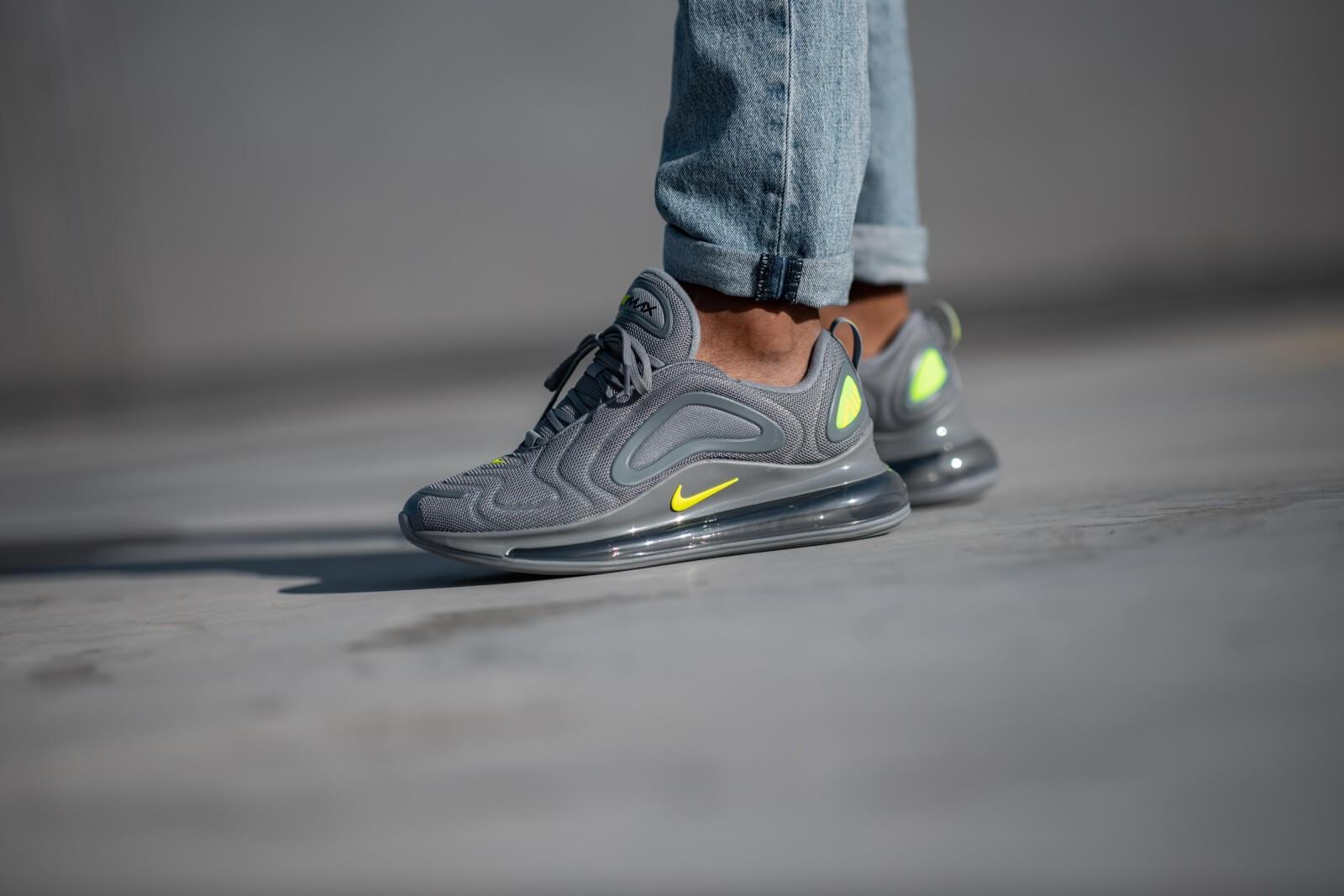 Nike Air Max 720 Cool GreyVolt CT2204 001