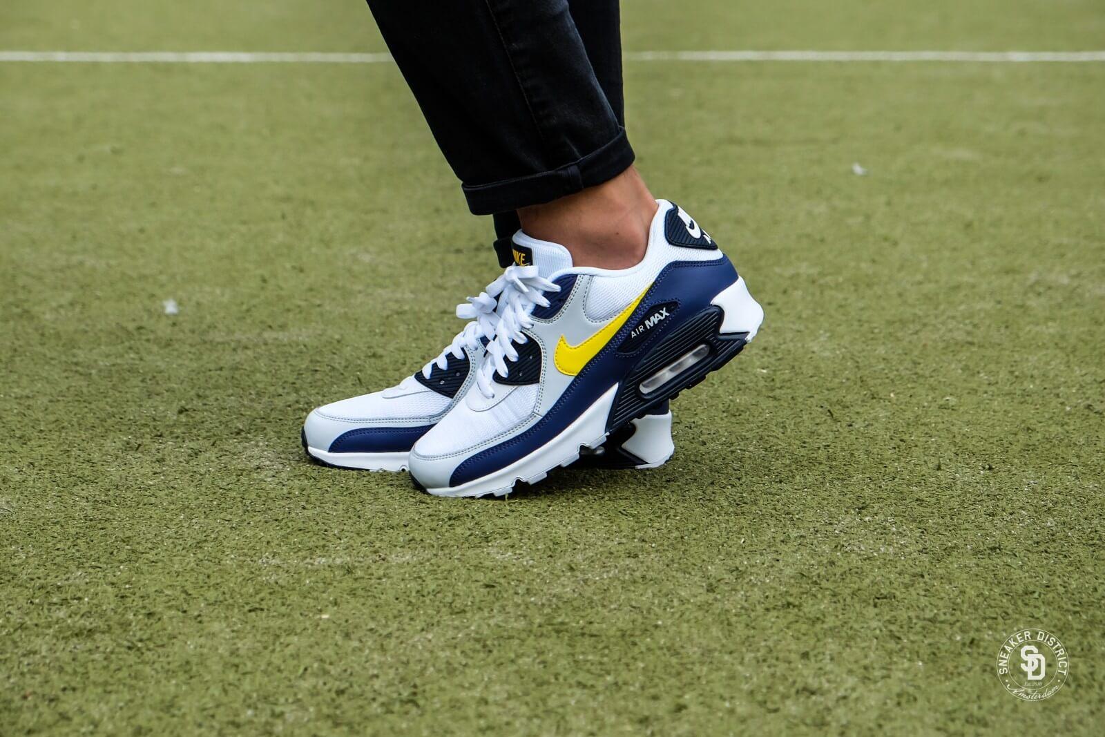 Blue D3ada Nike 90 Cheap Max Air C8819 Yellow FKTJ3luc1