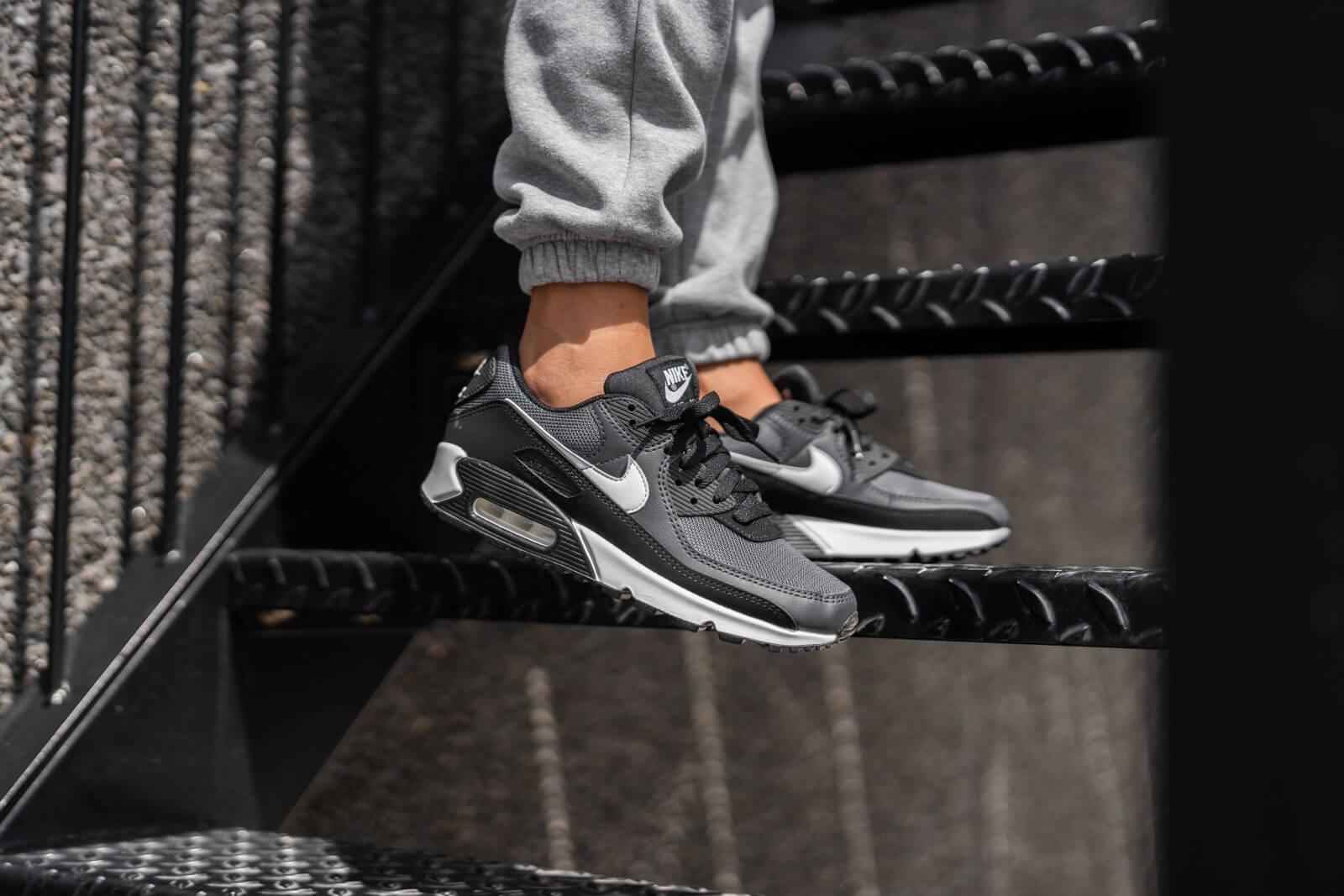 Nike Air Max 90 Iron GreyWhite dk Smoke Grey CN8490 002