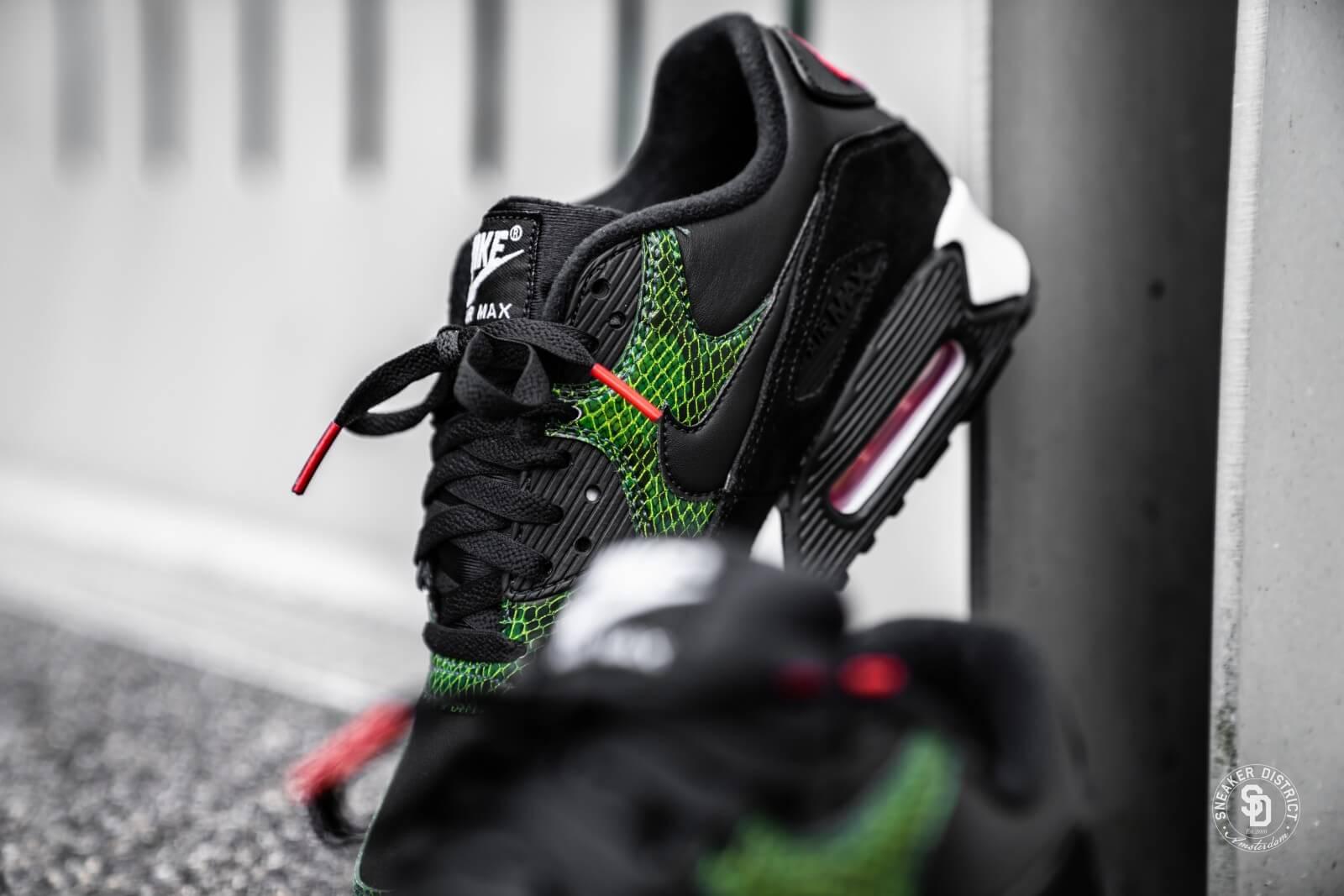 Nike Air Max 90 Python QS BlackCyber Fir CD0916 001