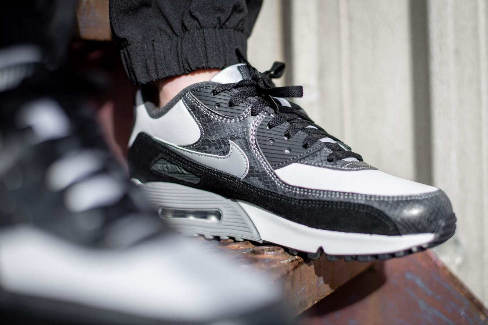 Nike Air Max 90 QS Python WhiteParticle Grey Anthracite CD0916 100