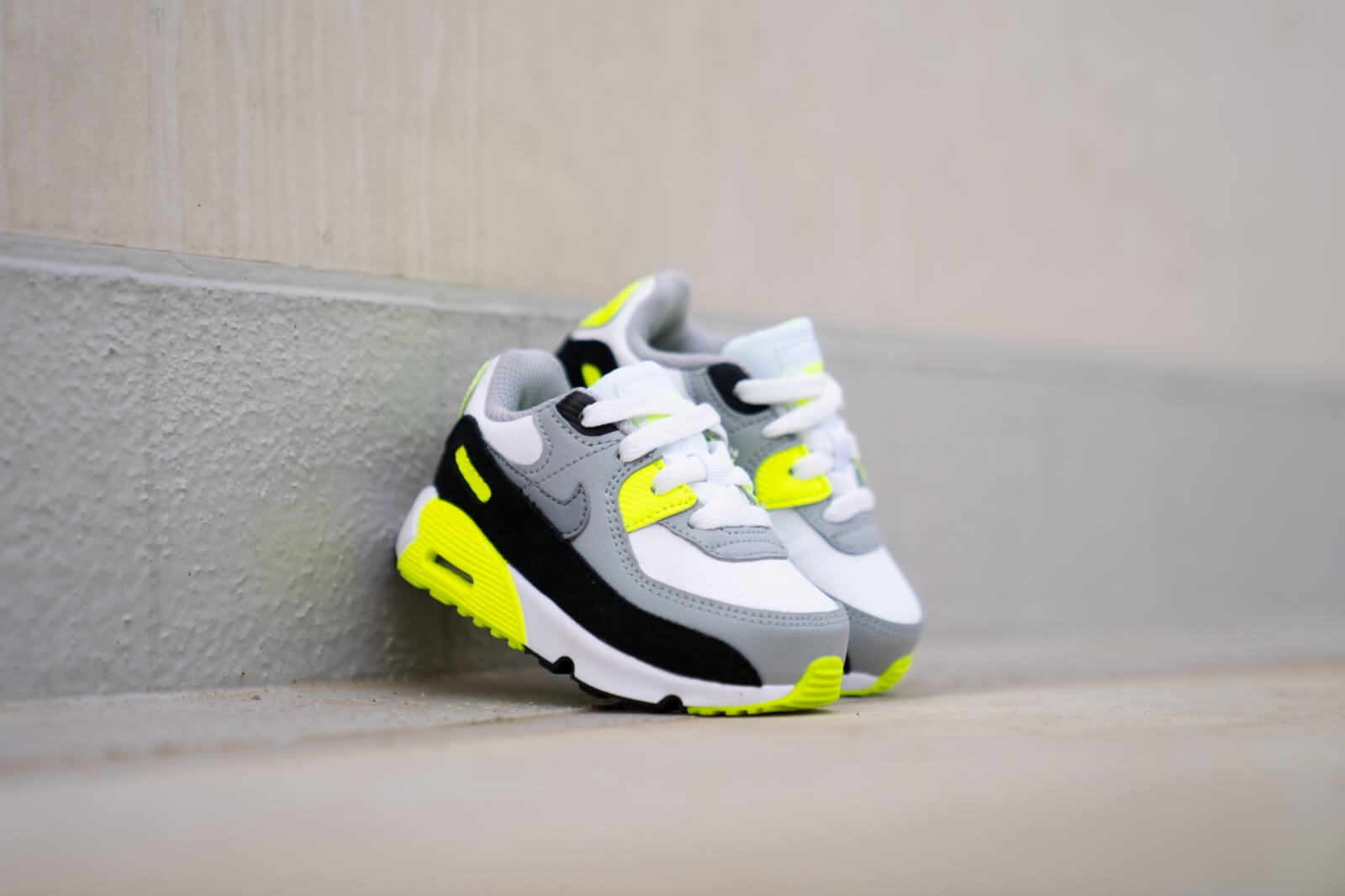 Nike Air Max 90 TD White/Particle Grey