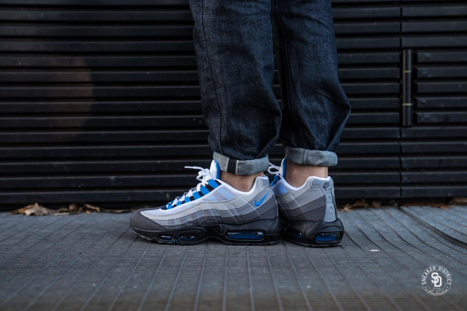 air max 95s blue