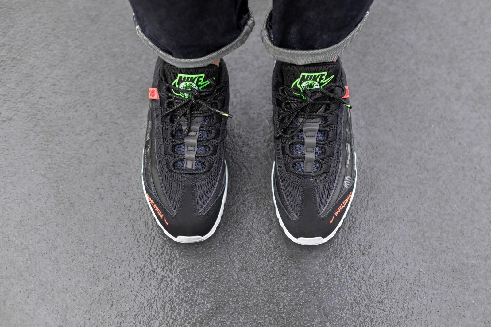 Nike Air Max 95 Worldwide Pack Black