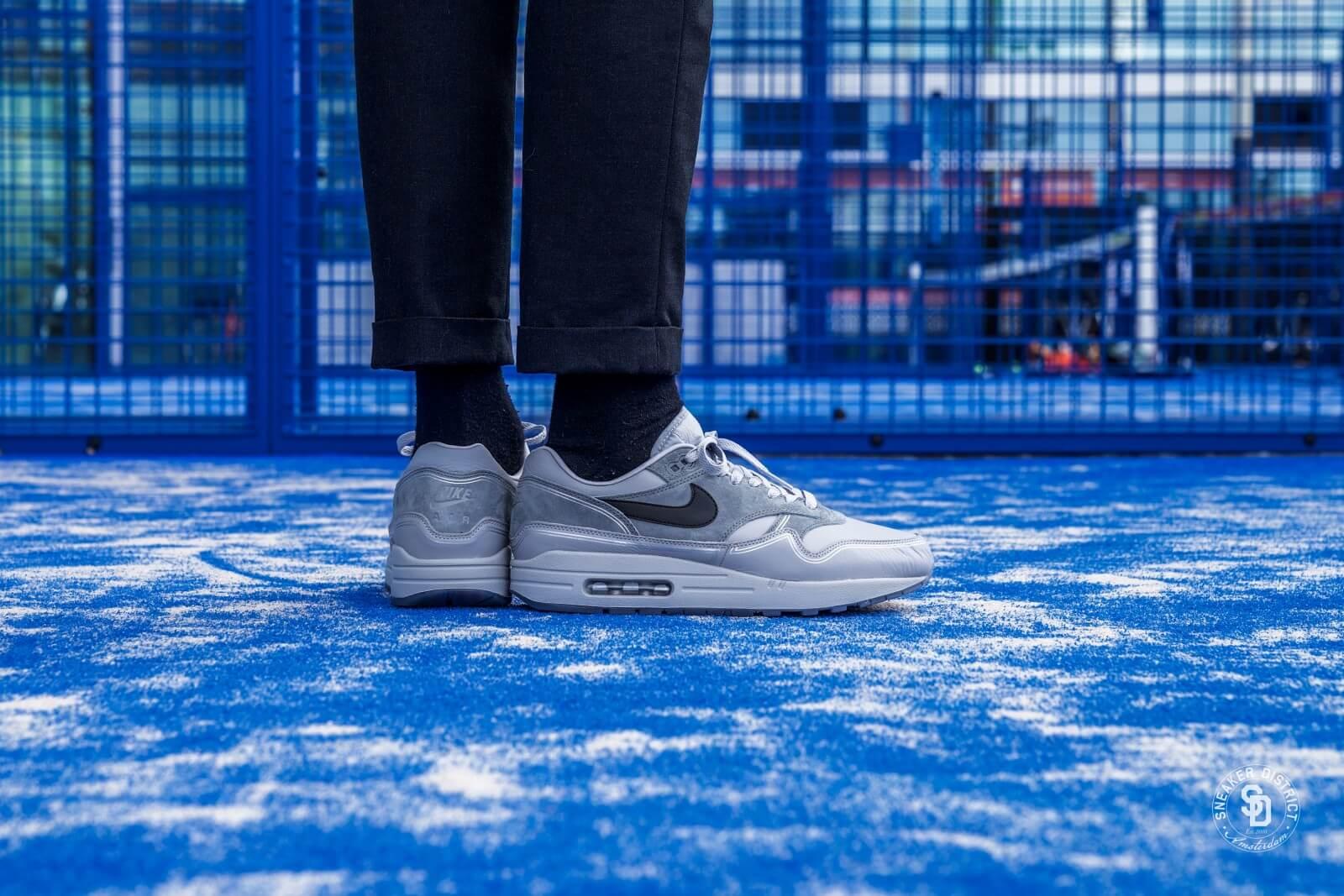 Nike Air Max 1 By Night Wolf Grey/Black