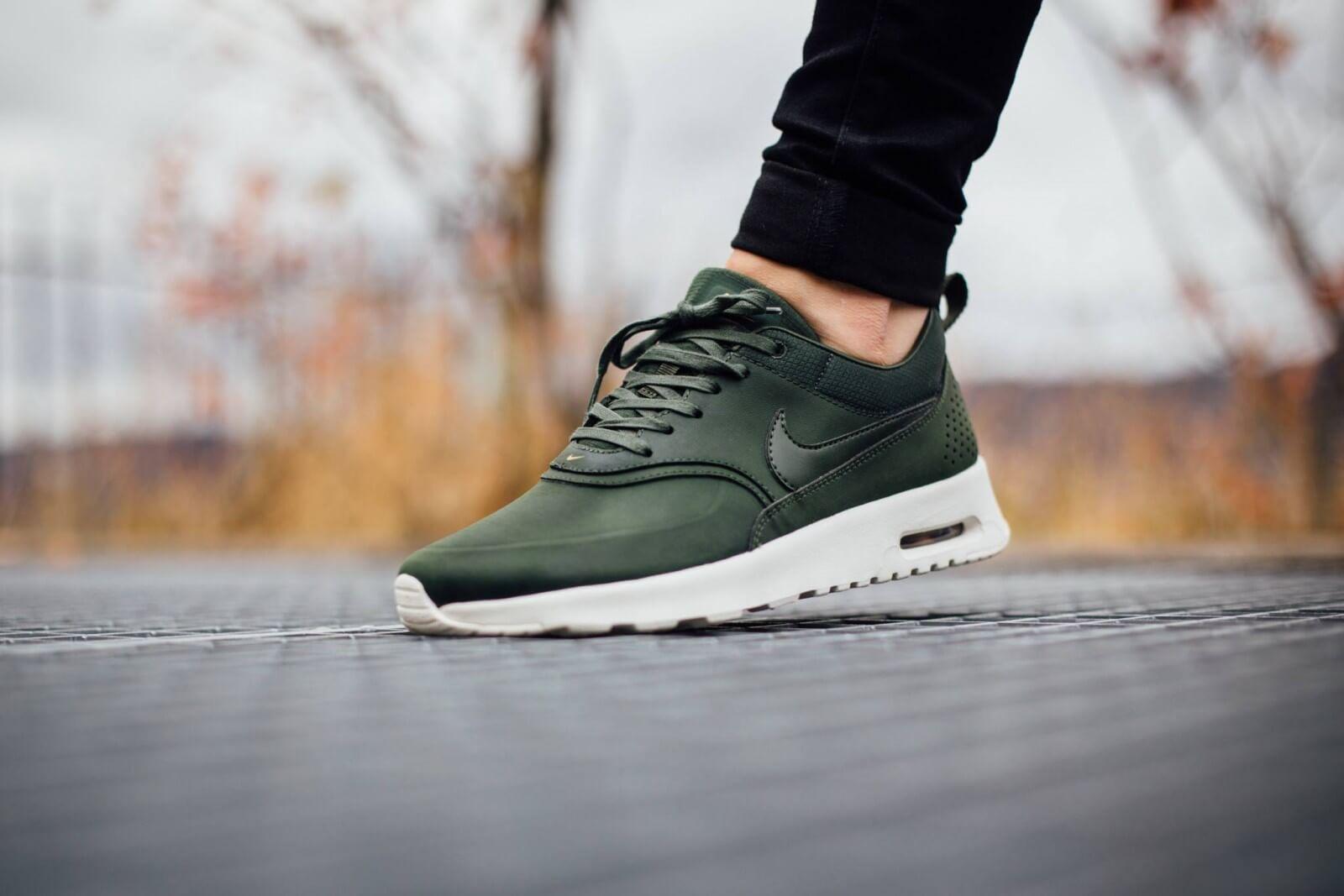 Nike Air Max Thea PRM Carbon Green 616723 304 | Nike air max