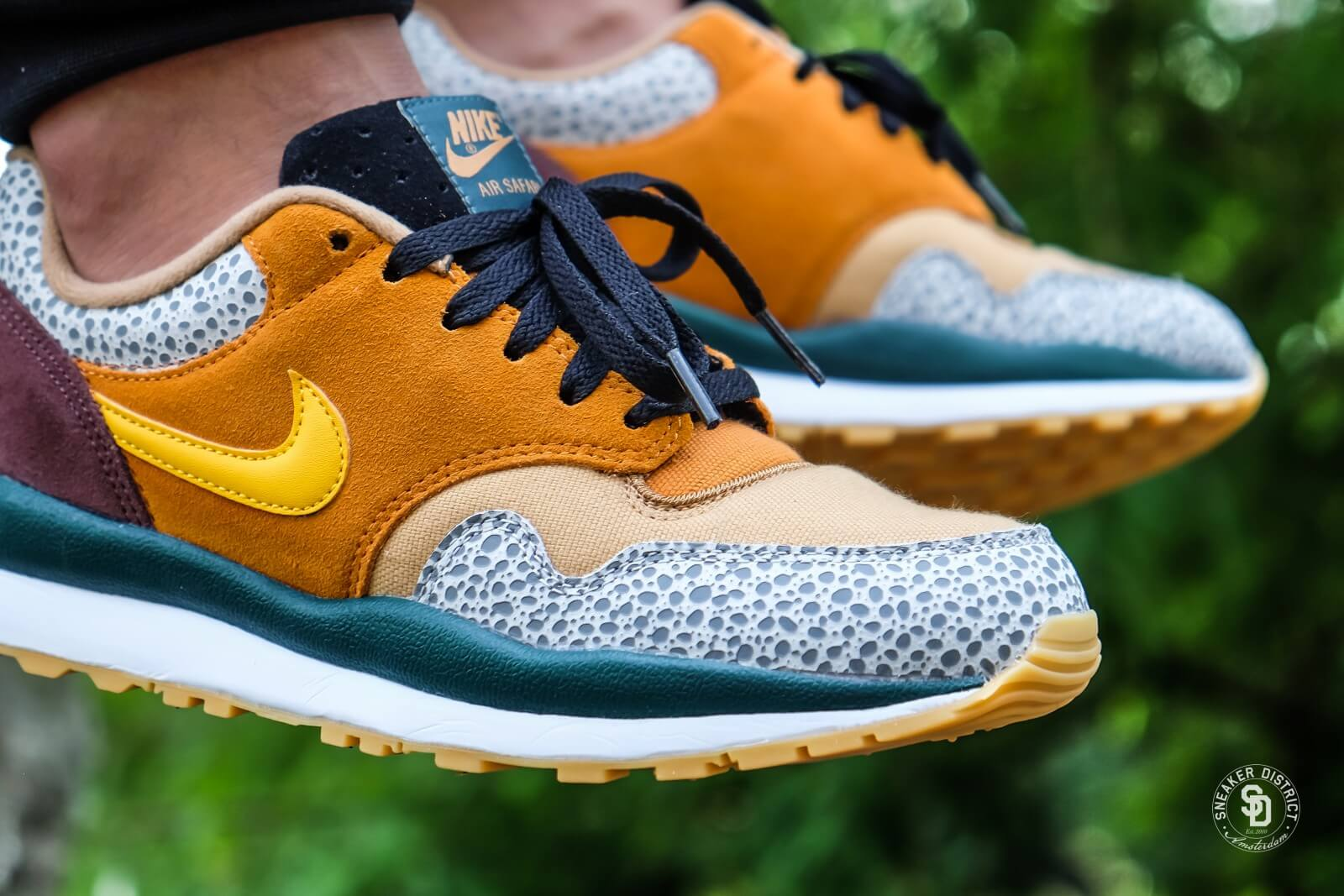 the best attitude 7cc72 f1f98 promo code safari air max 1 f5029 f25f2  low cost nike air safari se  monarch yellow ochre flax mahogany 1da3b 0b0e1