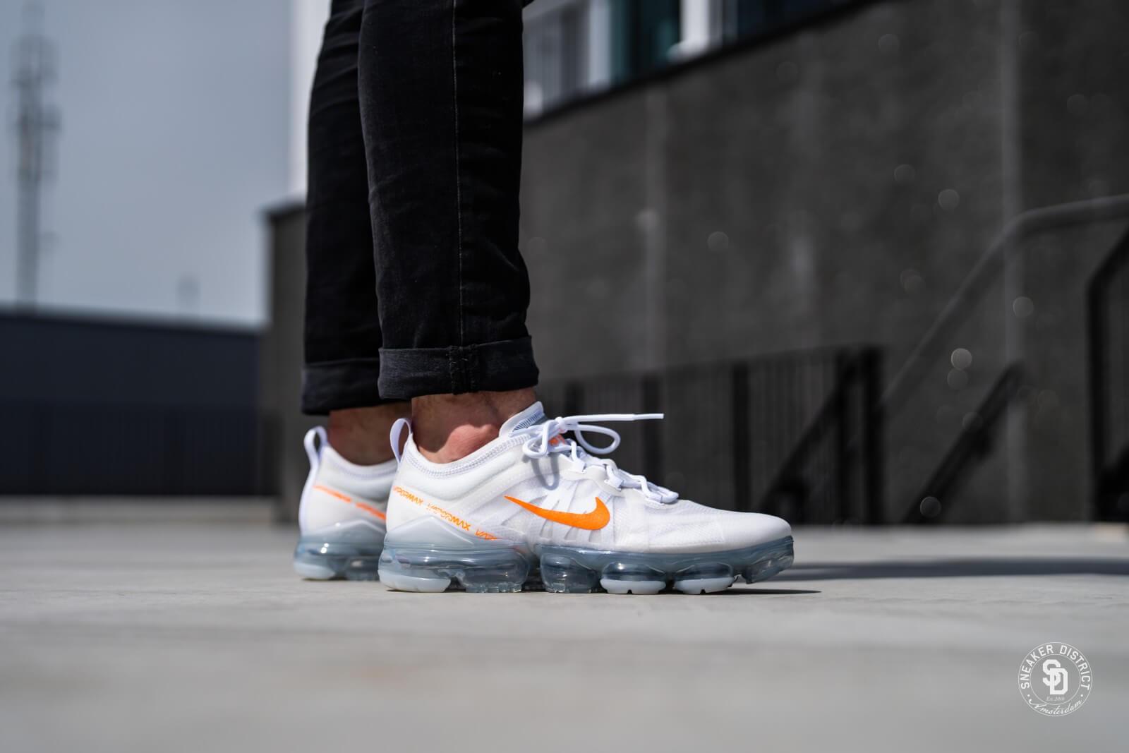 Nike Air Vapormax 2019 White/Total