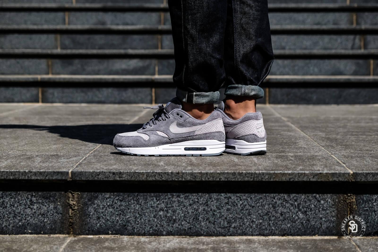 Nike Air Max 1 Premium Cool Grey/Wolf