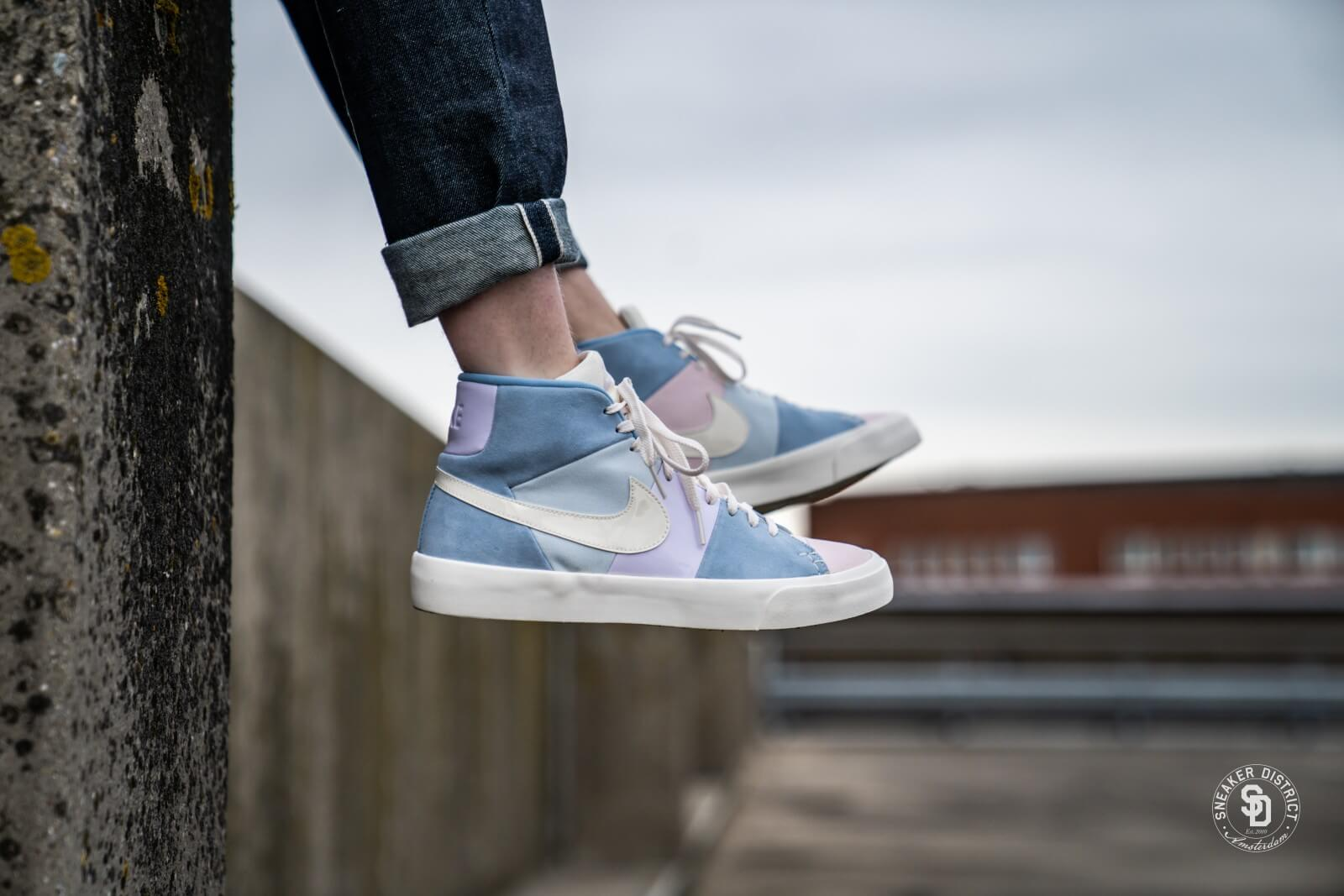 Nike Blazer Royal Easter QS Arctic Pink