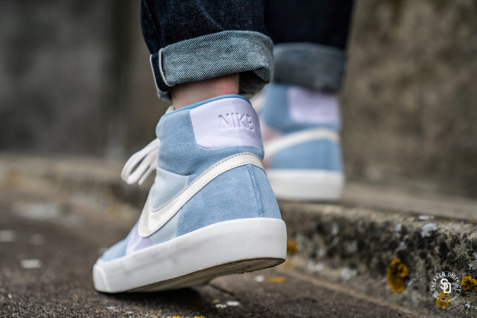 Todopoderoso Alérgico Persona responsable  Nike Blazer Royal Easter QS Arctic Pink/Sail-Leche Blue - AO2368-600
