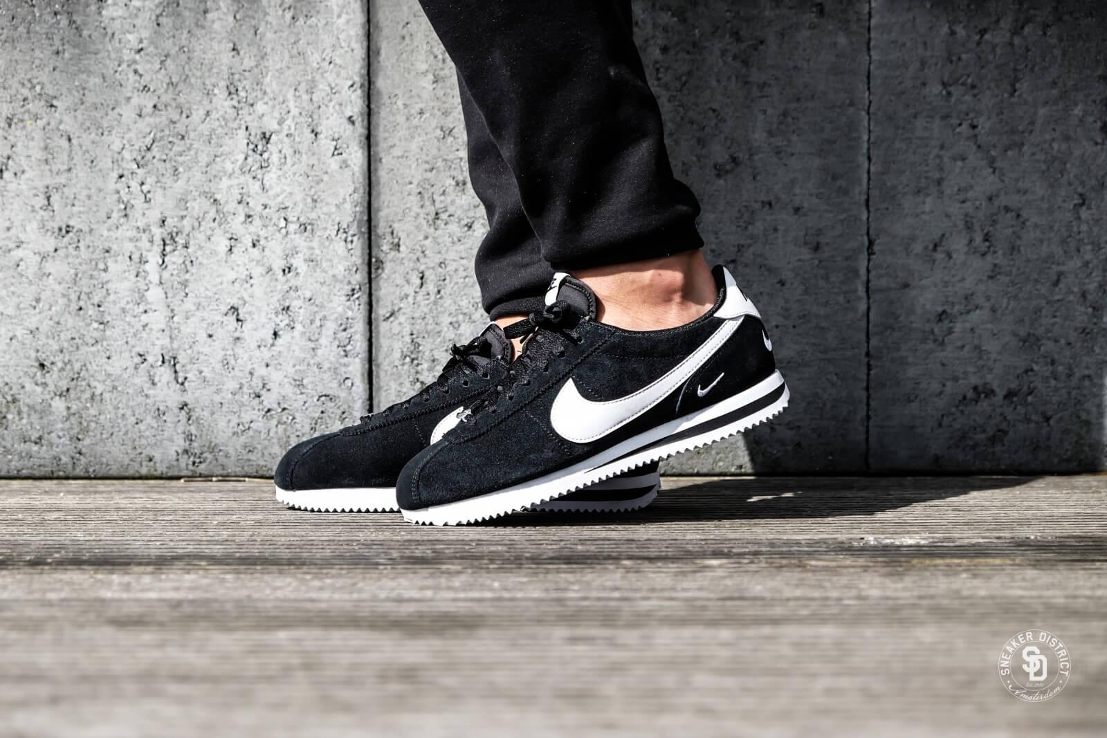 Nike Cortez Basic SE Black/White