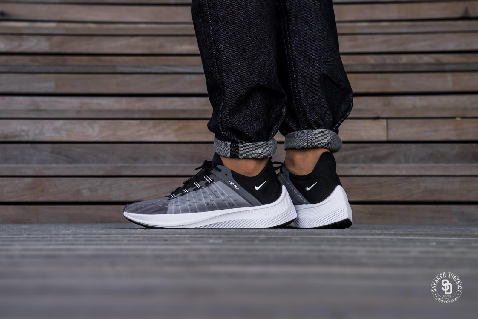 Nike EXP X14 BlackDark Grey White AO1554 003