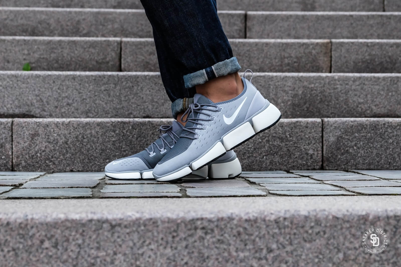 Nike Pocket Fly DM (Wolf Grey  White  Cool Grey  Sail)