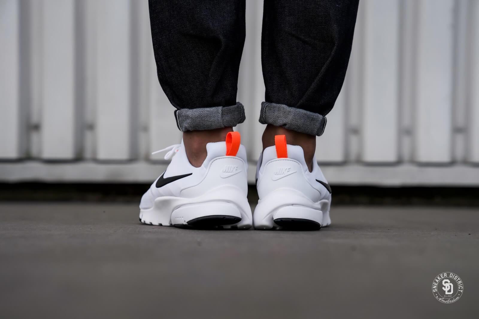 Nike Presto Fly Just Do It White/Black