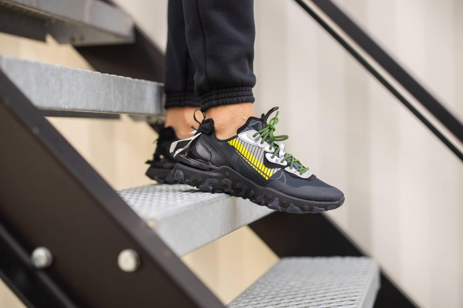 Nike React Vision Premium 3M Anthracite/Black-Volt