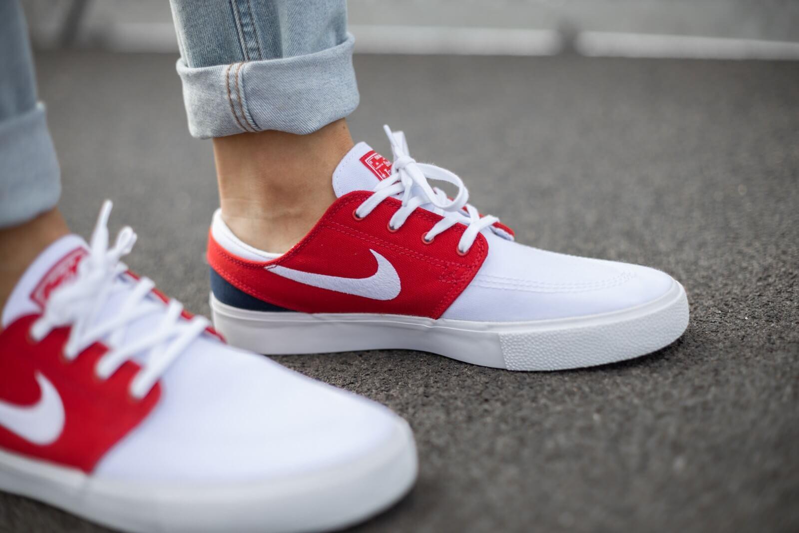Nike SB Zoom Janoski Canvas RM White