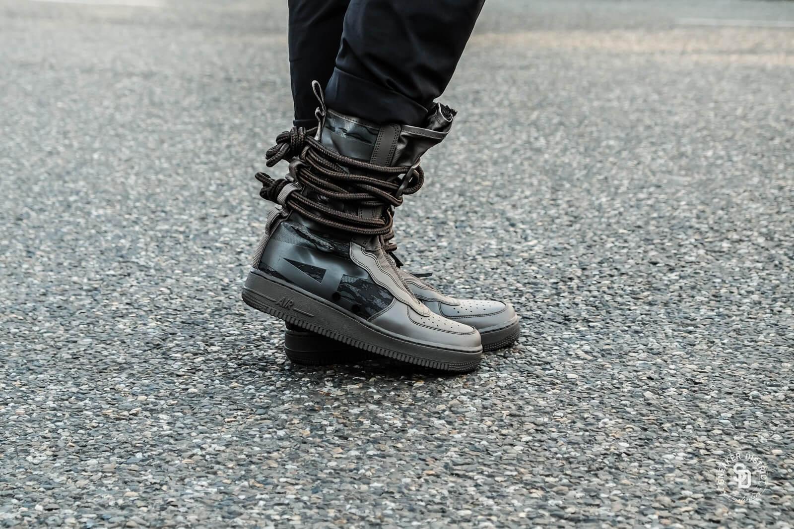 Nike SF Air Force 1 Hi Ridgerock/Black