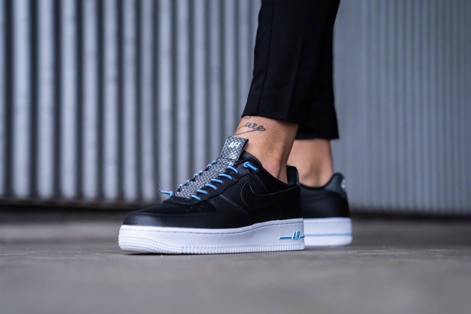 Nike Women's Air Force 1 '07 LX Black