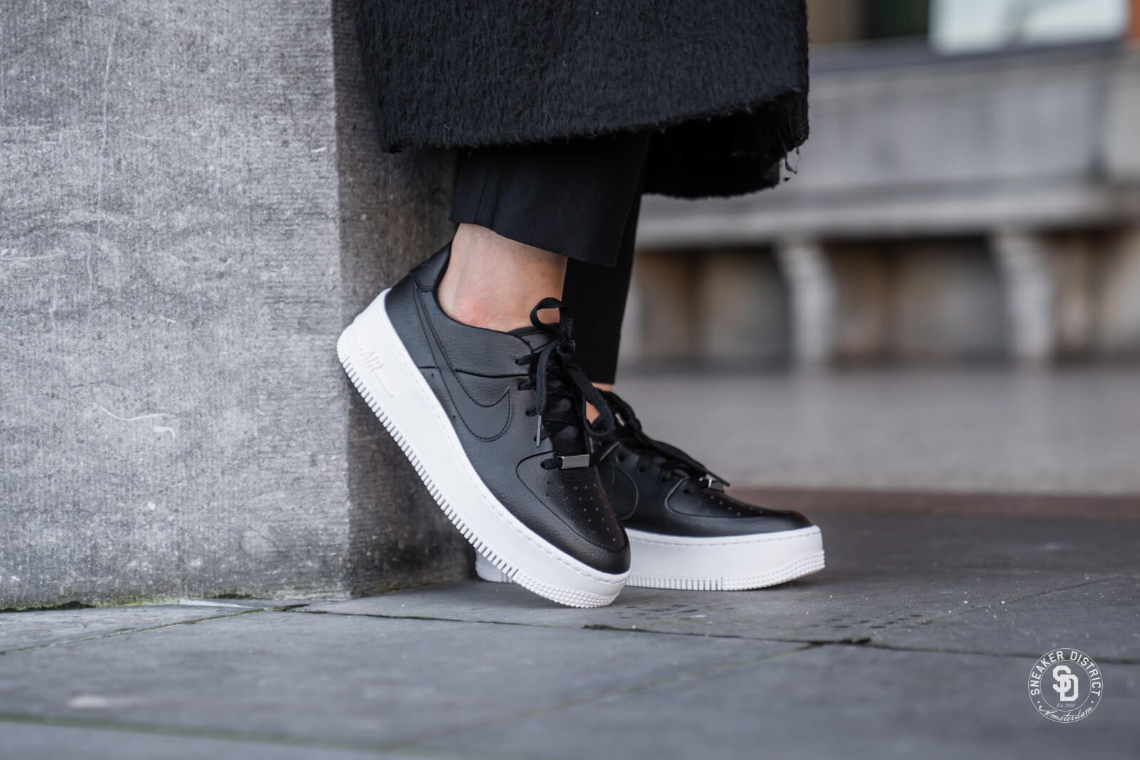 black air force 1 outfits womens
