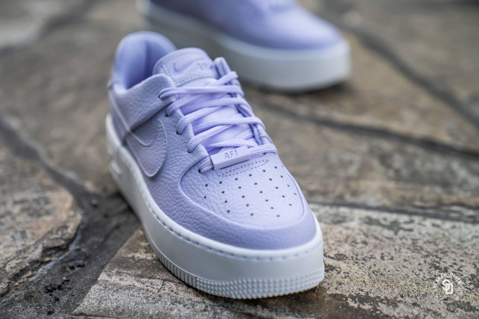 air force 1 sage low violette