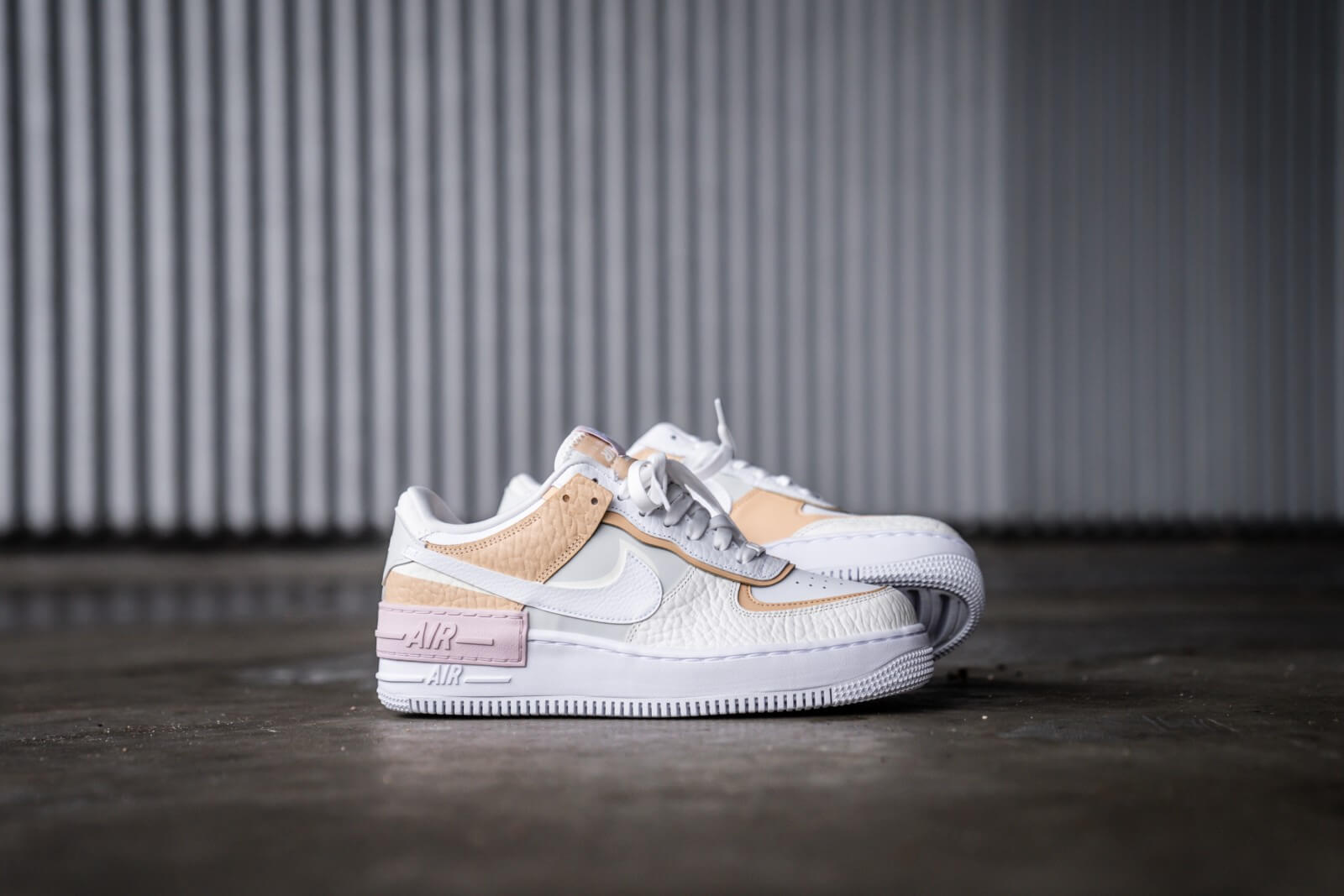 Nike Women S Air Force 1 Shadow Se Spruce Aura White Sail Ck3172 002
