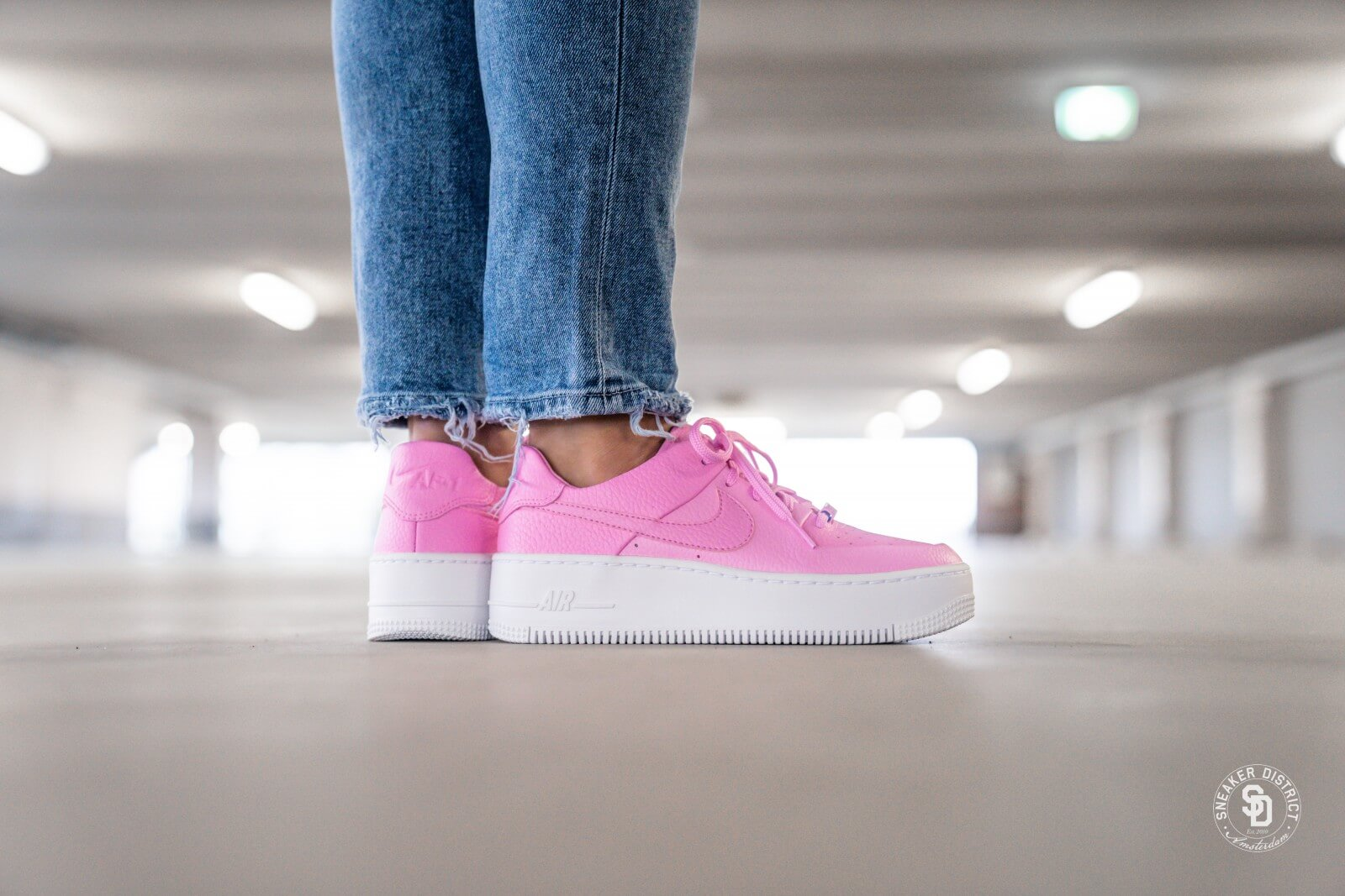 air force sage pink