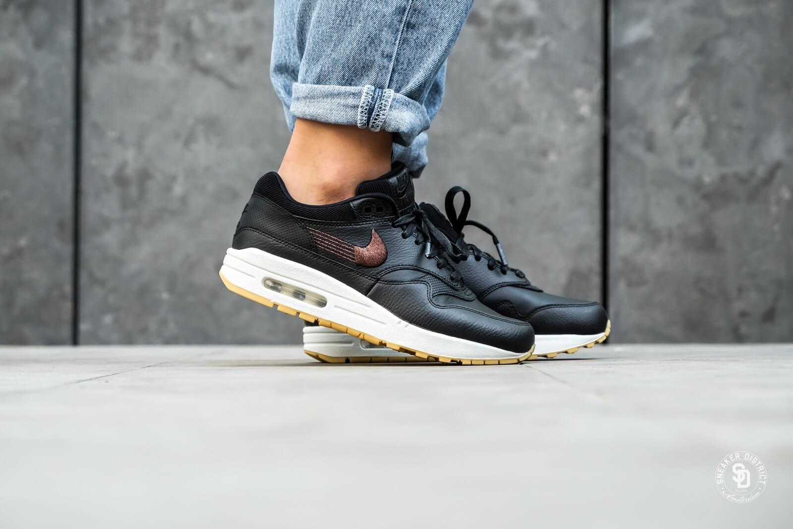 Nike Women's Air Max 1 Premium Black