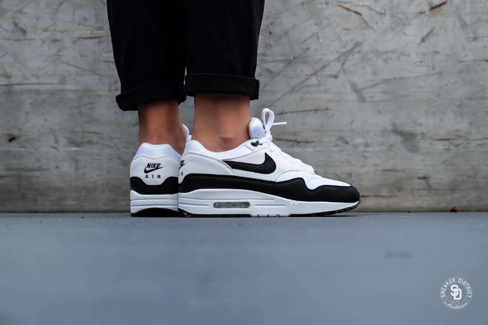 Nike Women's Air Max 1 White/Black