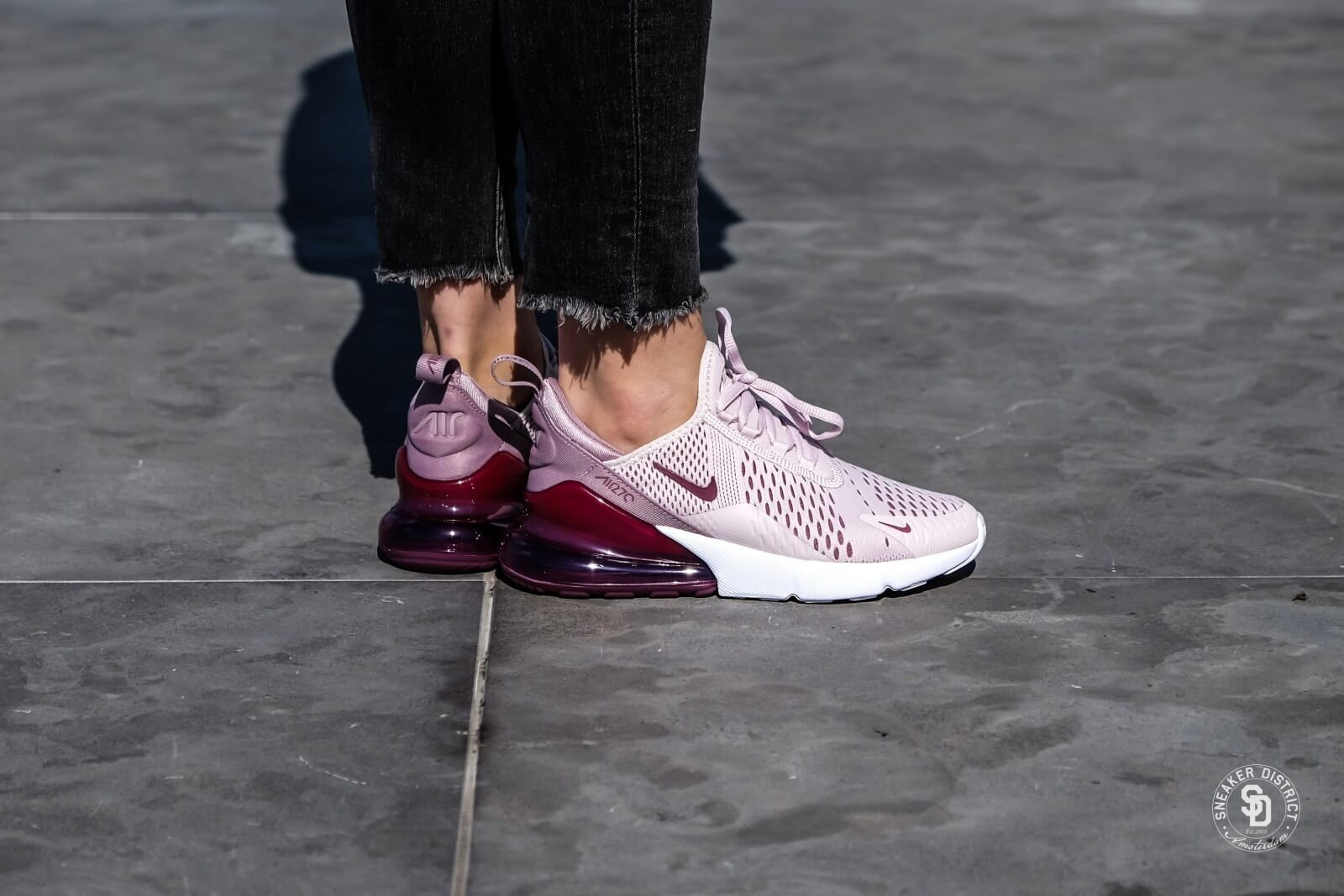 Nike Air Max 270 Vintage Wine AH6789 601