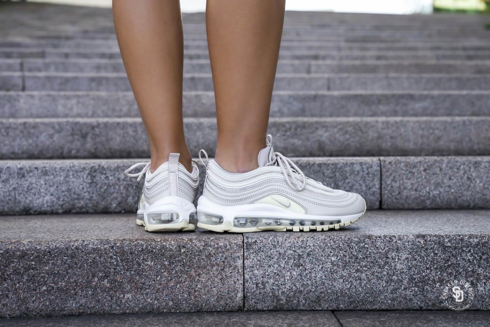 cable Intervenir a tiempo  Nike Women's Air Max 97 Desert Sand/Beach-White - 921733-013