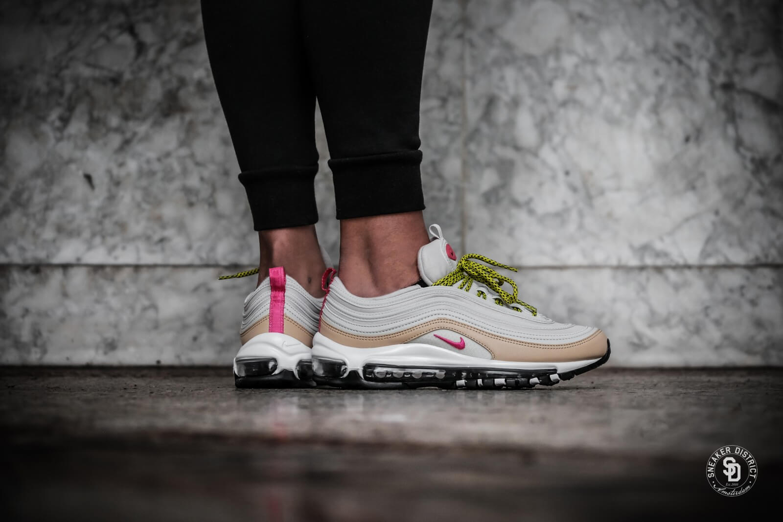 Cheap Nike Air Max 97 (white) 921826 101 43einhalb sneaker store