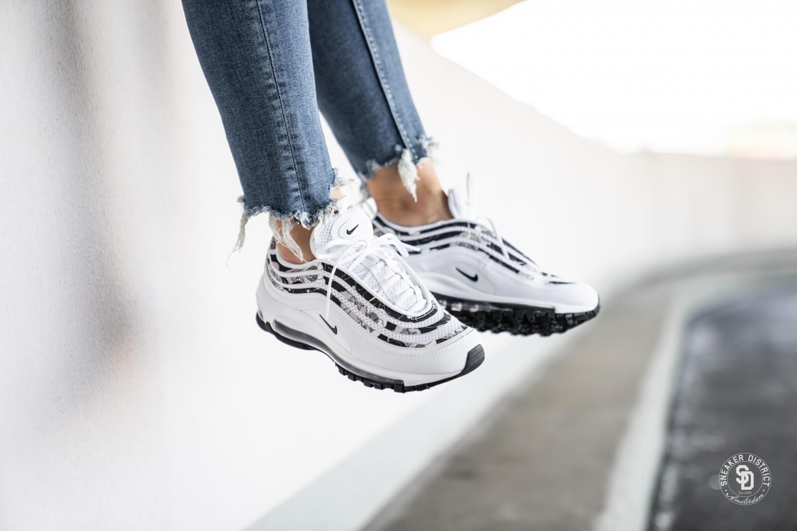 Nike Women's Air Max 97 SE White/Black