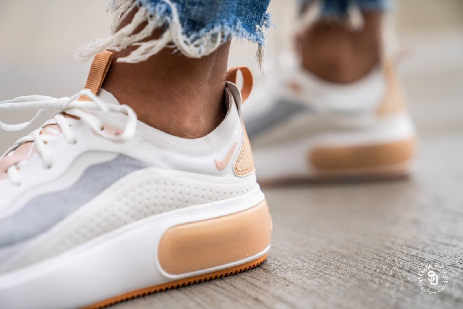 Nike Women's Air Max Dia LX Summit White/Copper Moon