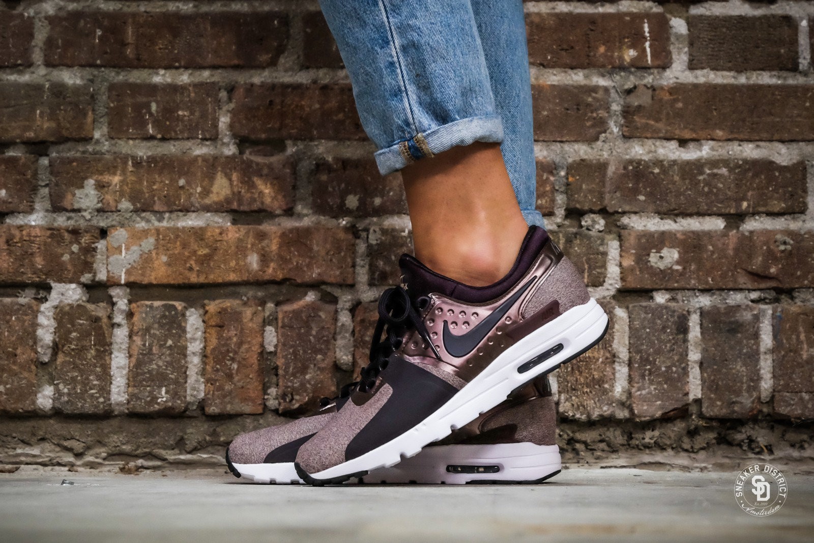 korting Nike Air Max Zero Premium Women's Shoes Port
