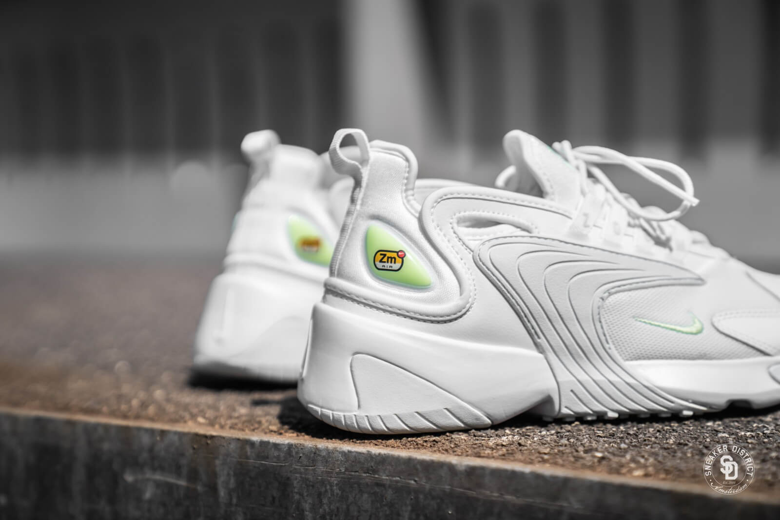 Nike Women's Air Zoom 2K White/Barely