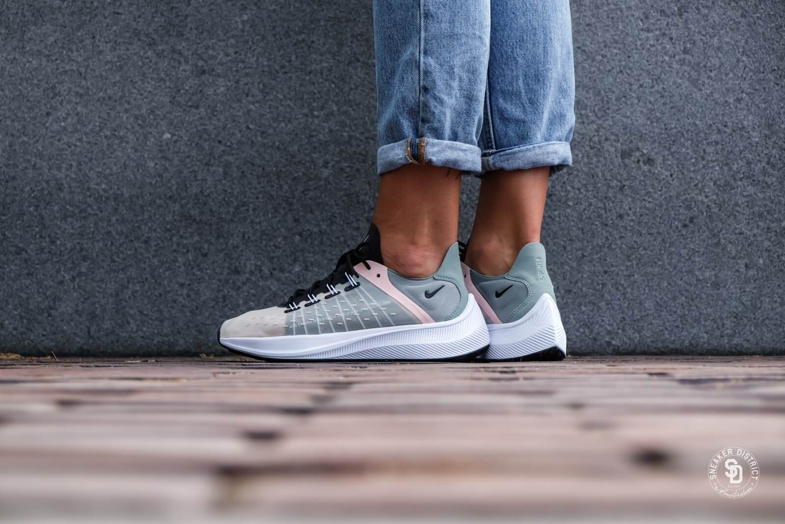 Nike Women's EXP-X14 Mica Green/White