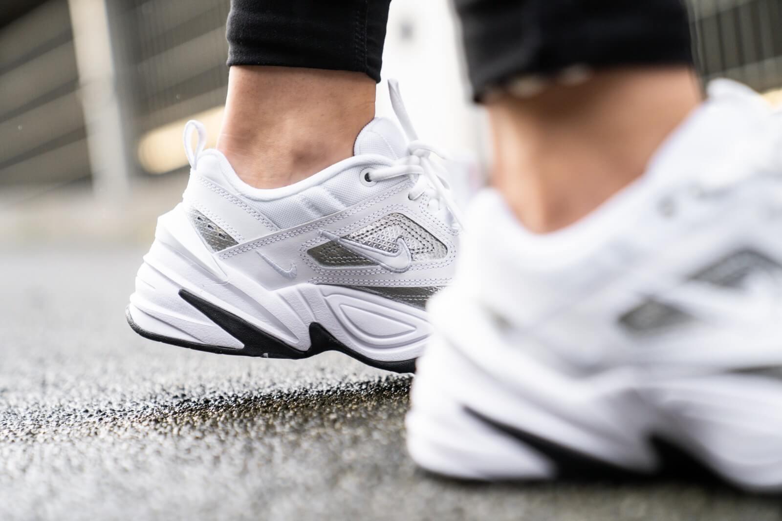 Nike Women's M2K Tekno ESS White