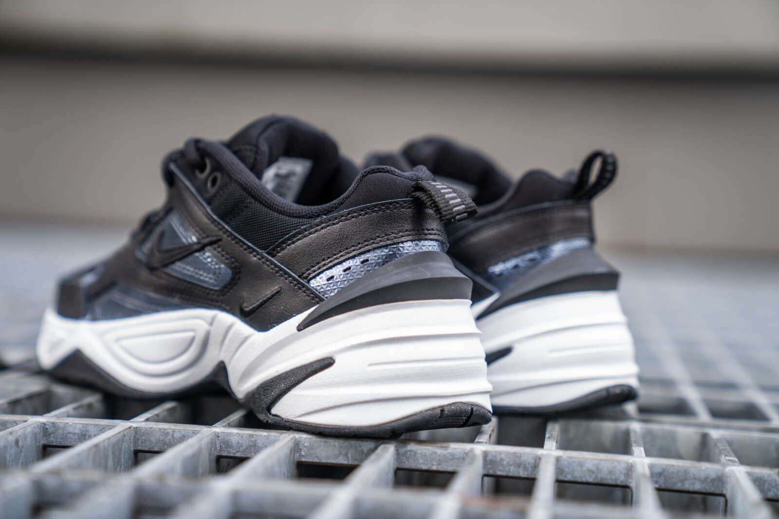 gritar déficit internacional  Nike Women's M2K Tekno Essential Black/Metallic Hematite - CJ9583-001