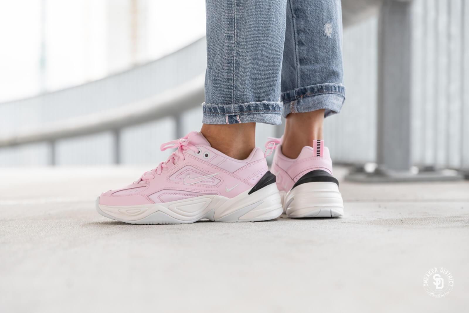 Nike Women's M2K Tekno Pink Foam/Black