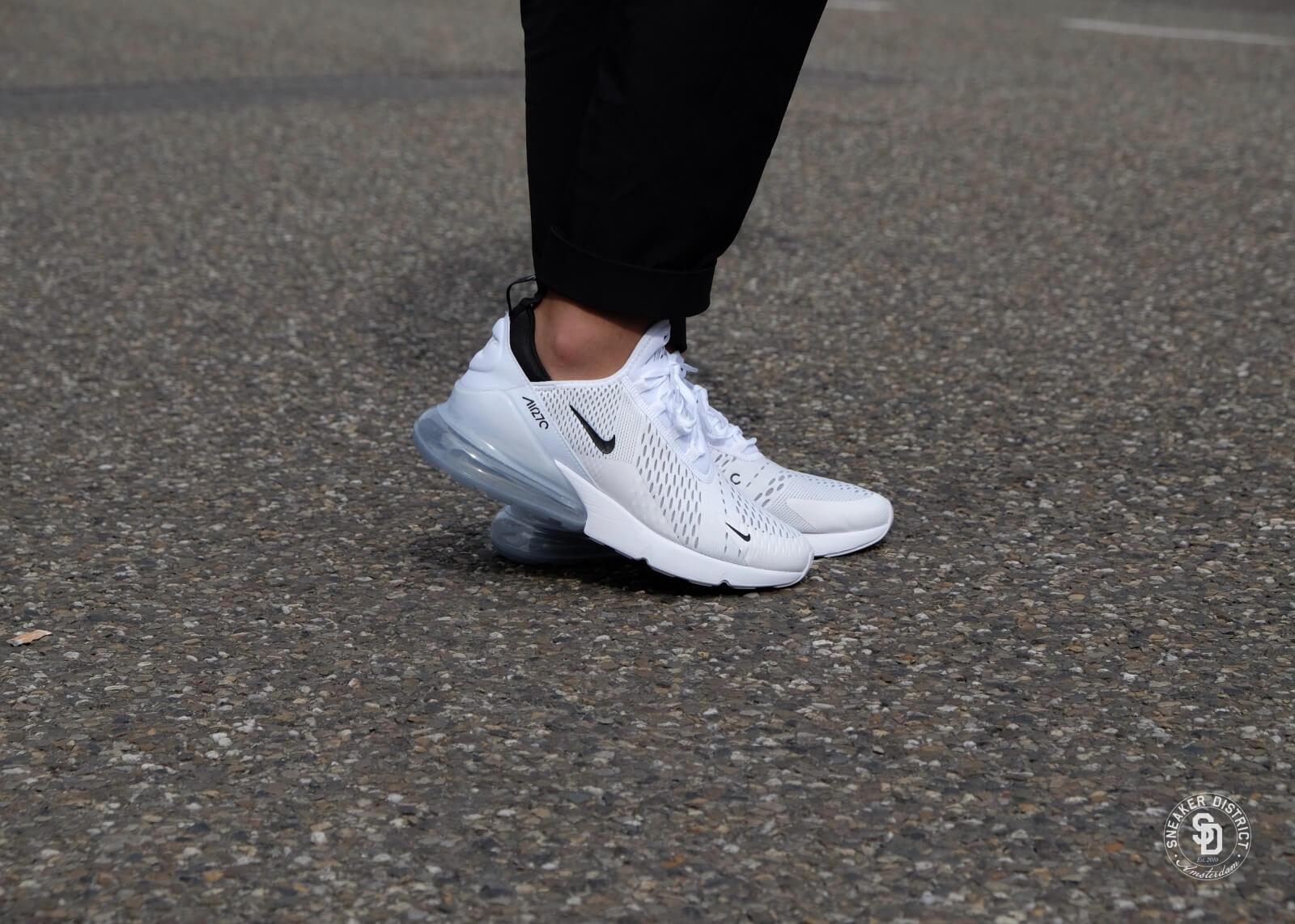 Nike Air Max 270 White/Black - AH8050-100