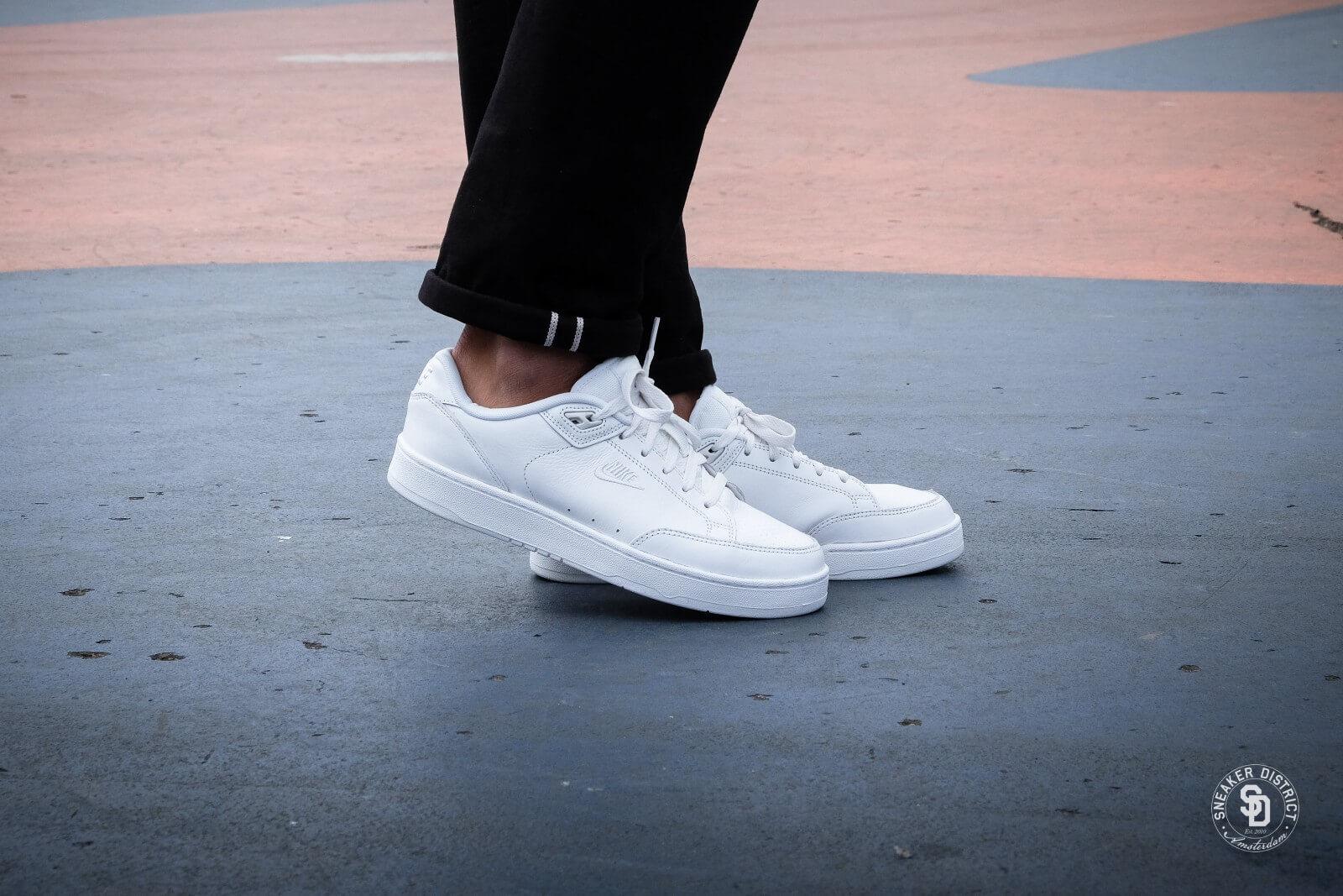 Nike Grandstand II Premium Summit White