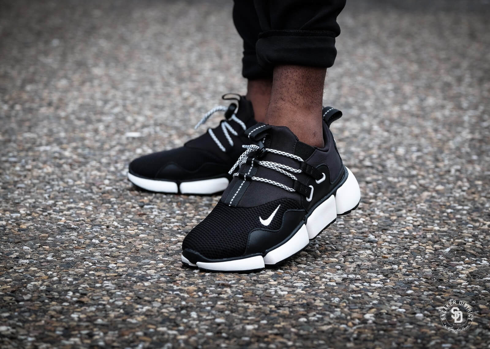 Nike Pocketknife DM Black/Vast Grey