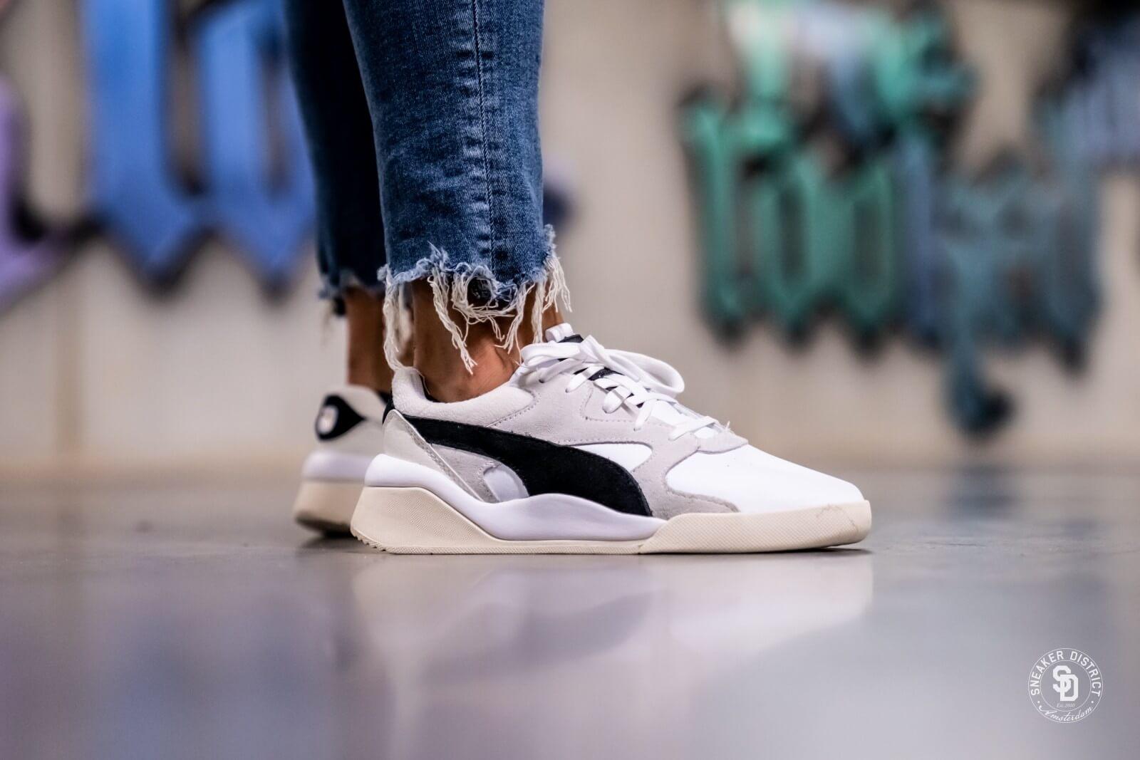 Puma Women's Aeon Heritage Puma White